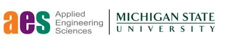 Logos - AES Applied Engineering Sciences | Michigan State University