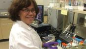 Dr. Alocilja developing nanoparticle-based biosensors for rapid detection of infectious diseases.