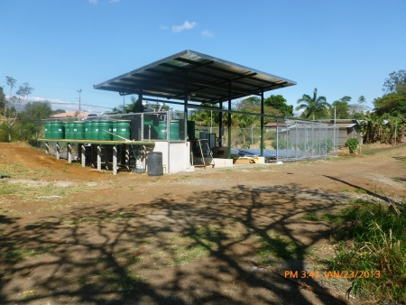 Photo of Fabio: Solar Biopower System and Operation