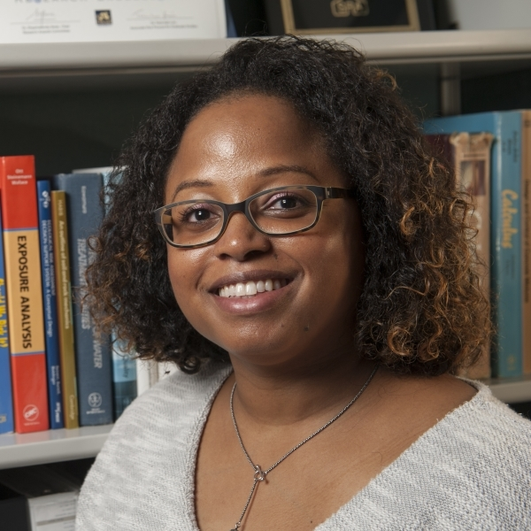 Photo of Dr. Jade Mitchell
