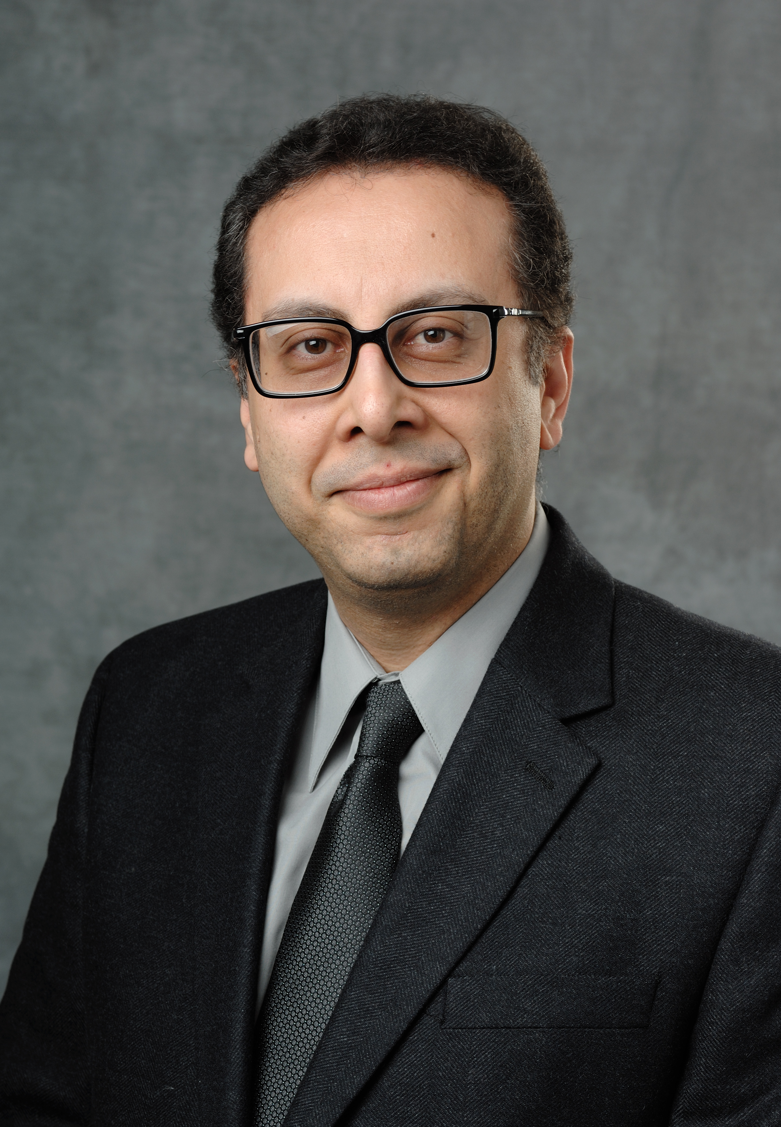 Photo of Dr. Pouyan Nejadhashemi