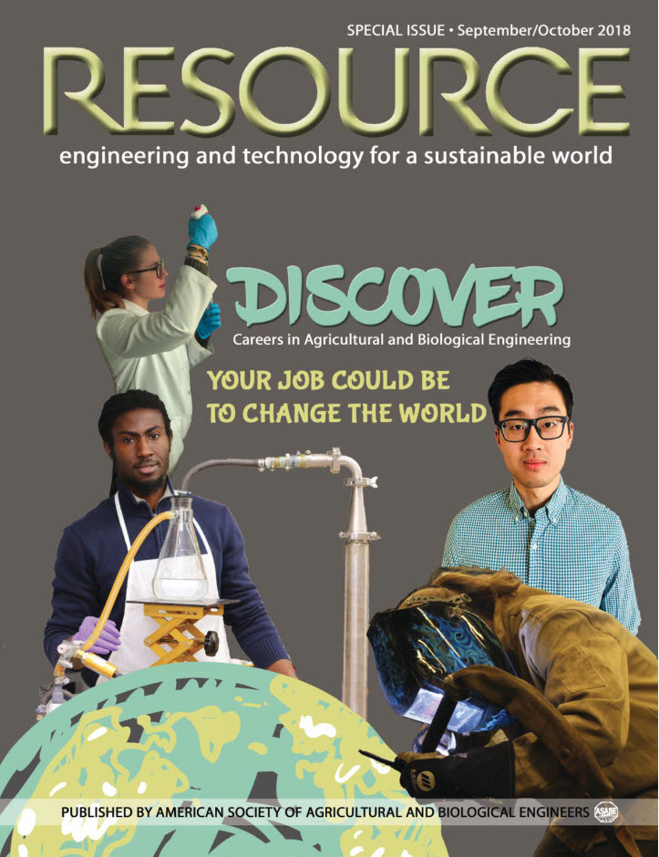 Link to Resource Magazine Career Issue Sept/October 2018