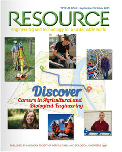 Cover image and link to Resource Magazine September 2015