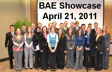 BE Showcase 2011