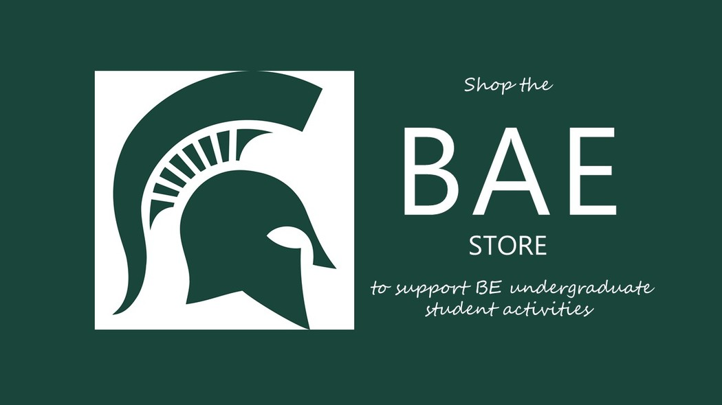 Advertisement for BAE store