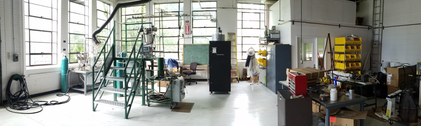 Farrall Hall Renewable Bioenergy and Bioproducts Research Lab