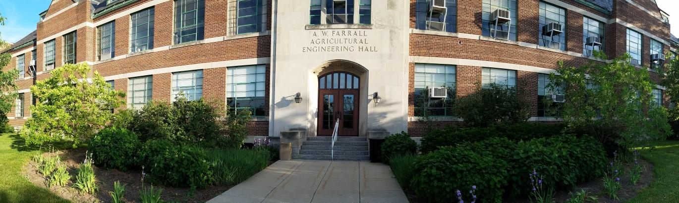 A.W. Farrall Agricultural Engineering, 524 S. Shaw Lane, East Lansing, MI 48824