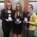 Photo of Kara Dean, Emma Heckelsmiller, & Emily Banach