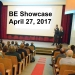 BE Showcase - April 27, 2017