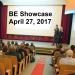 BE Showcase - April 27, 2017