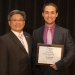 Ian Hildebrandt receives 2nd-place in the developing scientist poster competition at IAFP 2016