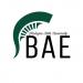 Photo of MSU BAE logo