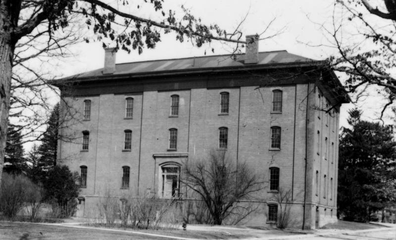 Photo courtesy of Michigan State University Archives & Historical Collections - College Hall