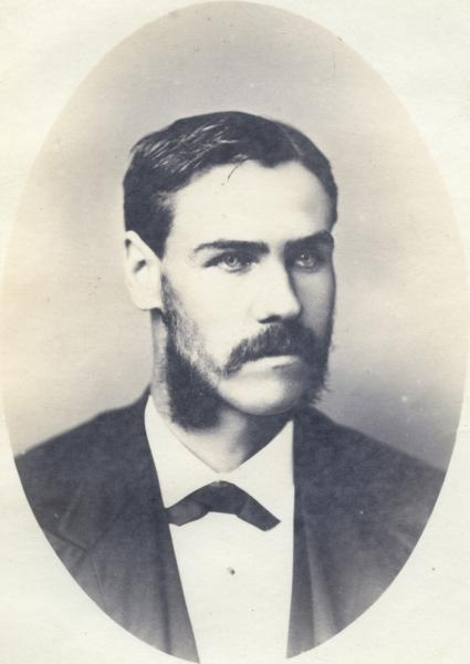 Photo courtesy of Michigan State University Archives & Historical Collections - Rolla C. Carpenter, 1877