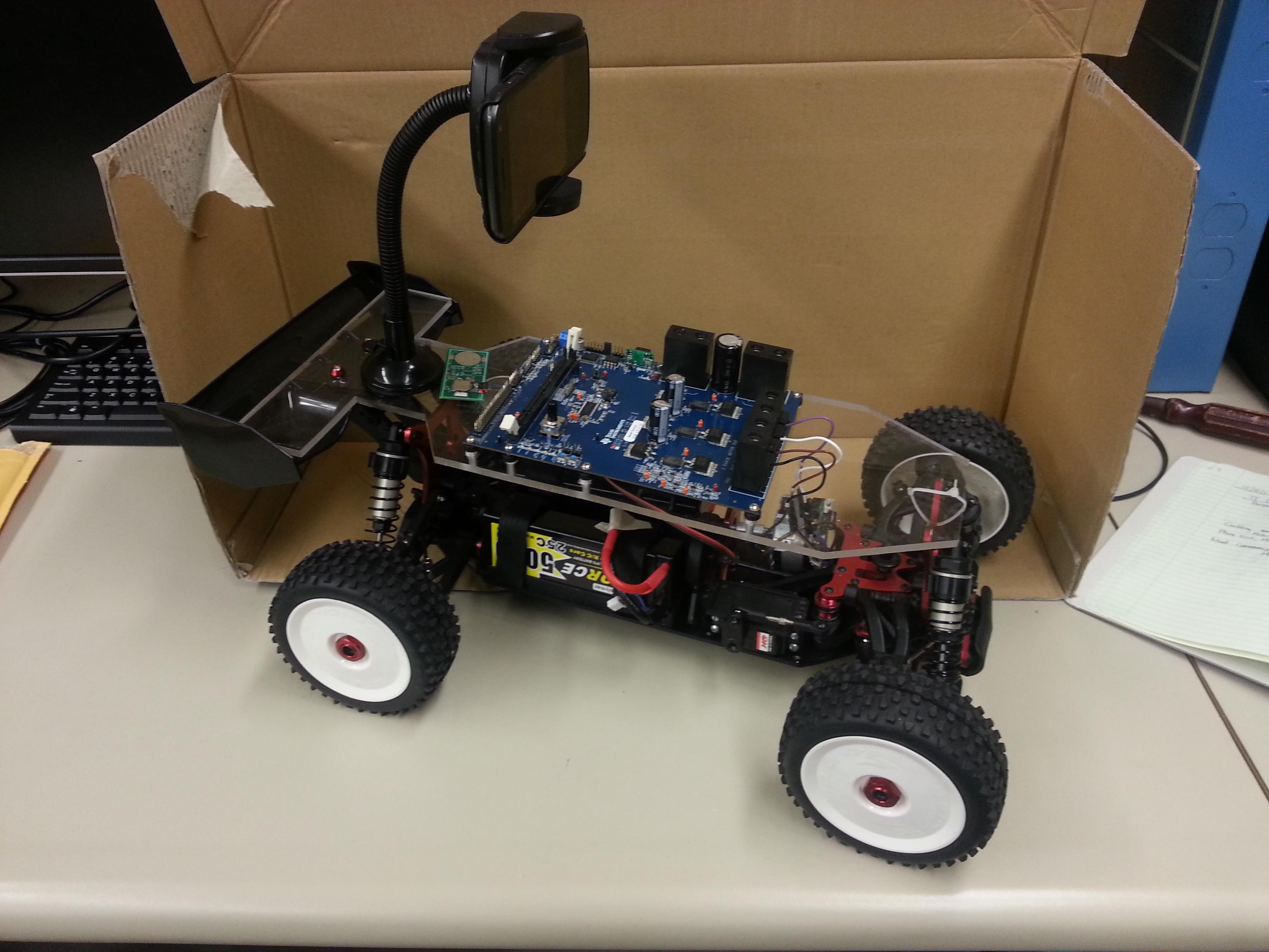 Rc Car Batteries >> Team 8 - RC Drone