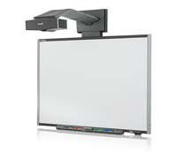 Image of a SMART Board