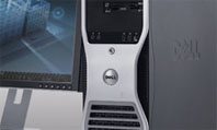 Photo of the Dell Precision Workstation