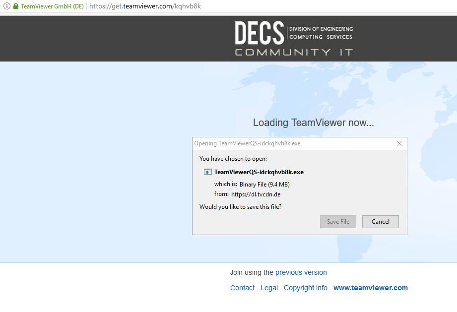 Teamviewer | DECS