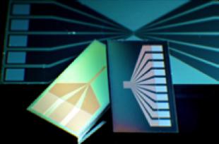 Diamond Micro Electrode Array