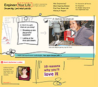 Engineer Your Life - website screen shot