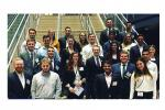 MSU students honored with Engineering Society of Detroit Student Chapter Leadership Award.