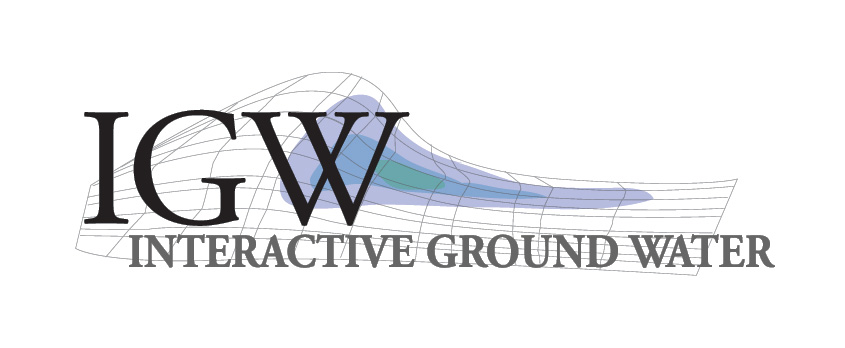 Logo for Interactive Groundwater