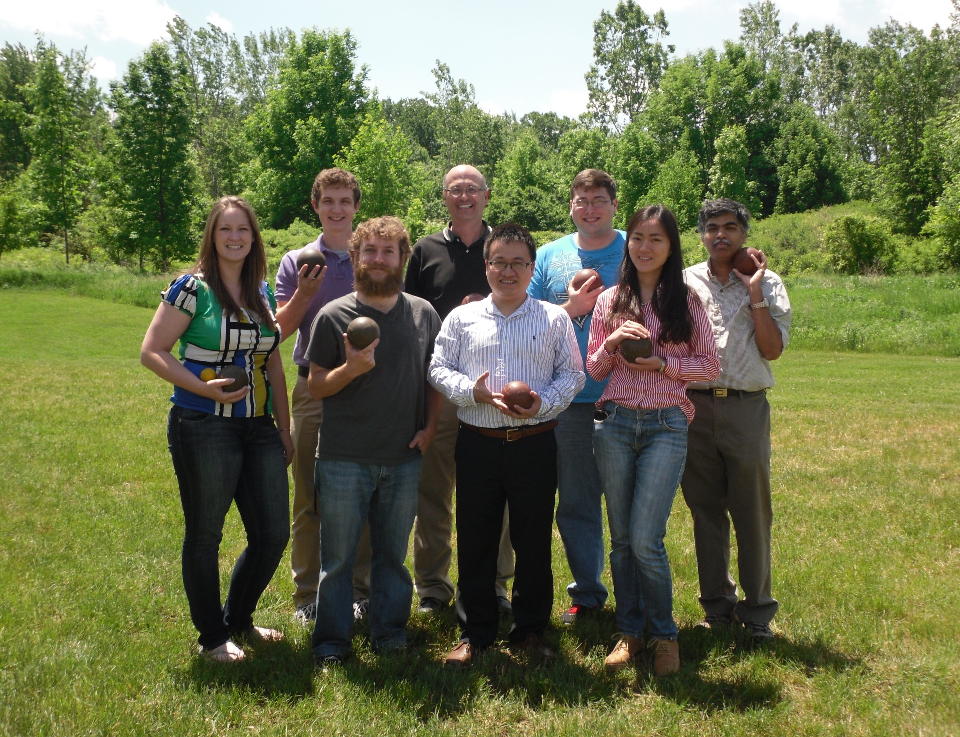The Morelli Research Group