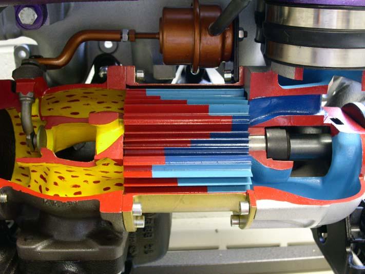 подводы к механическому тнвд mazda comprex