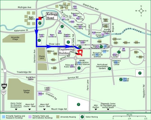 Monday - Interactive map msu