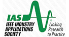 Logo for IEEE Industry Applications Society - 50 years Linking Research to Practice