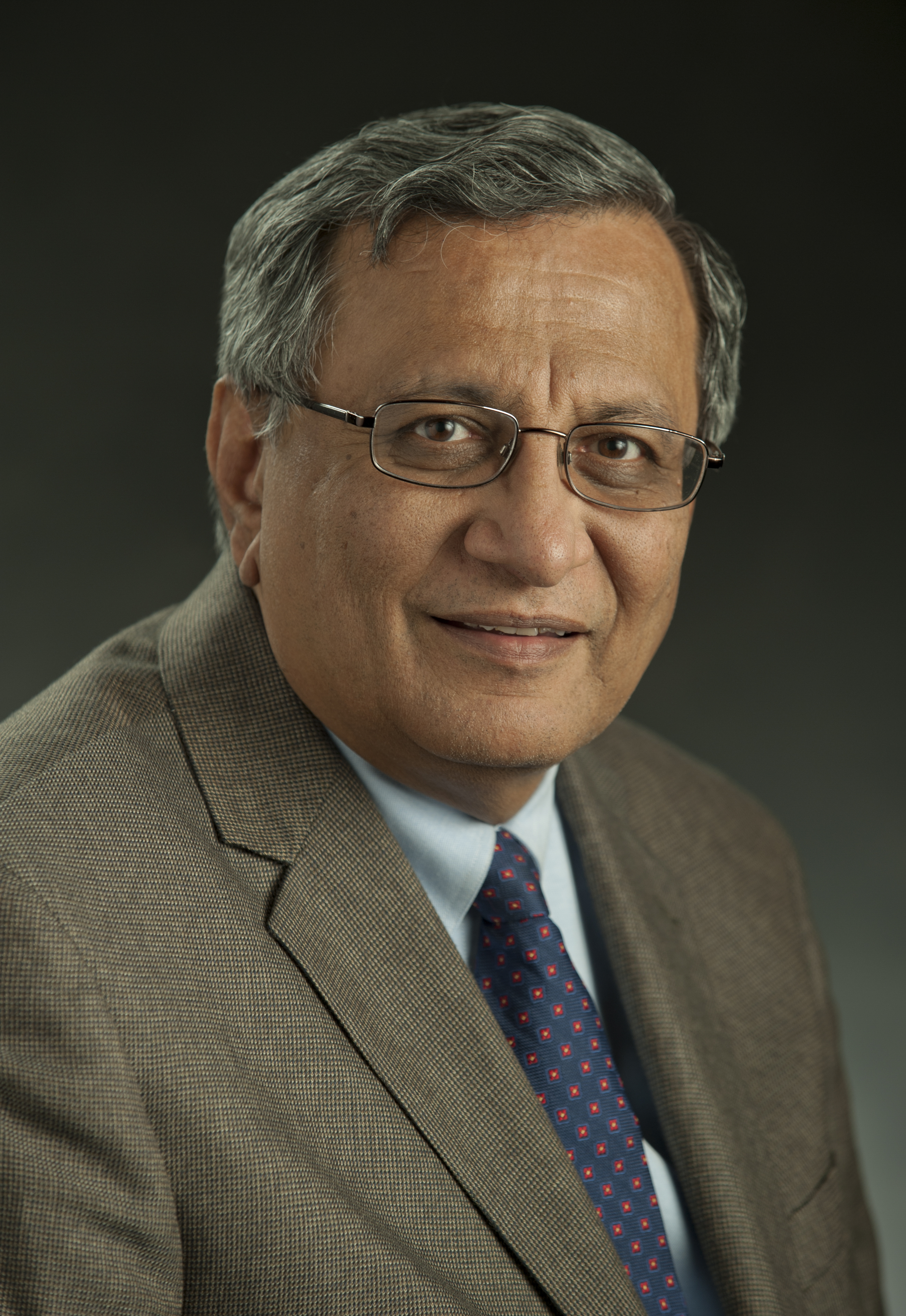 University Distinguished Professor Satish Udpa is the interim director of MSU Mobility.