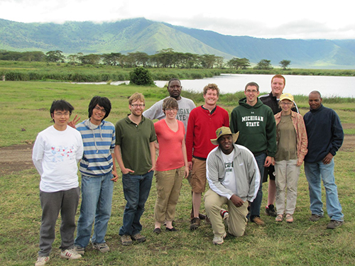 "Long before MSU adopted its brand of ""Who Will? Spartans Will,"" a group of Spartan students showed their ingenuity by building an Internet-enabled, solar-powered computer system in a remote village in Tanzania. The lessons learned, and efforts of support, continue today."