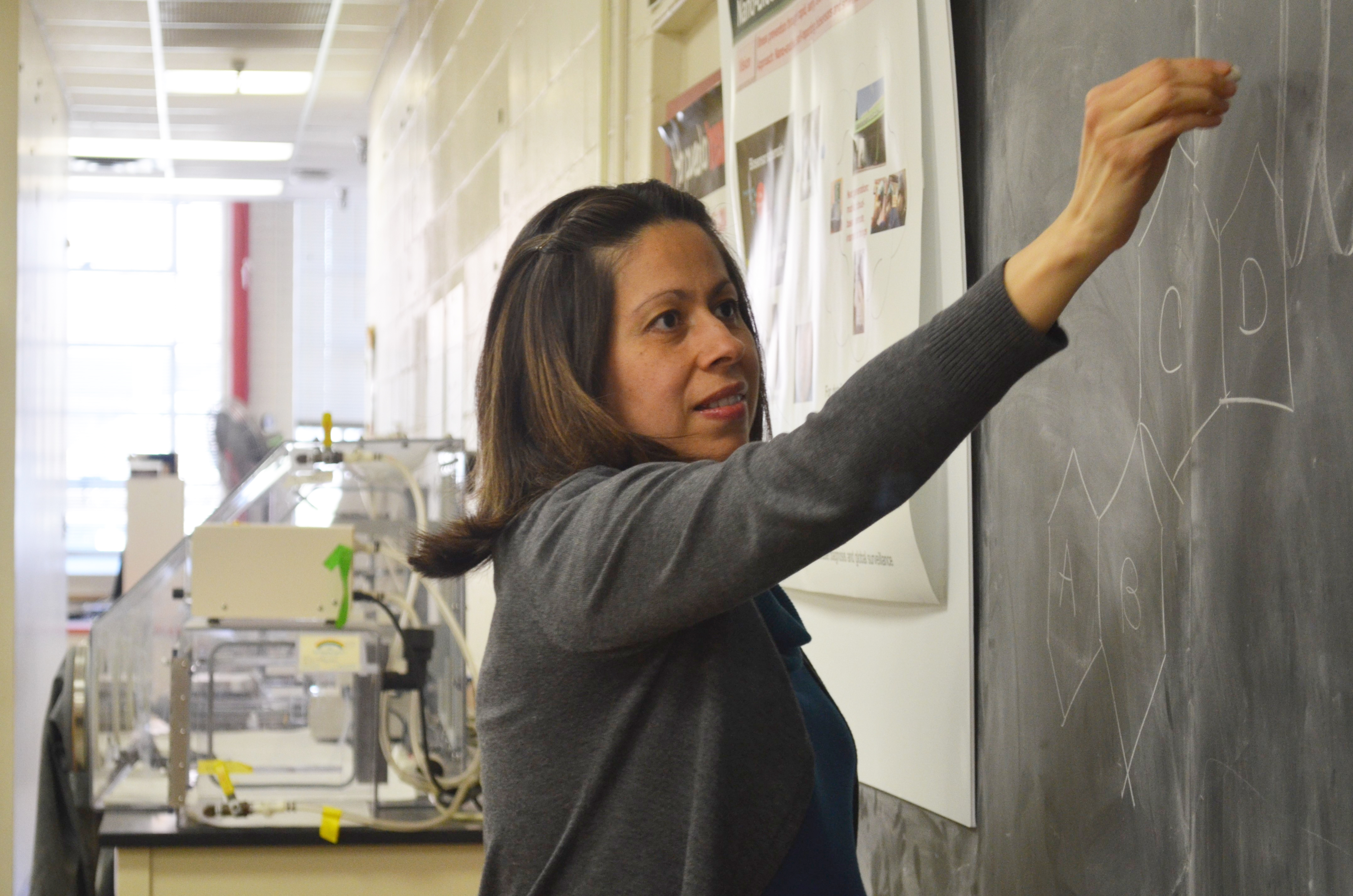 Research by Ilce Medina Meza could lead to earlier diagnoses of Alzheimer's and Parkinson's diseases.