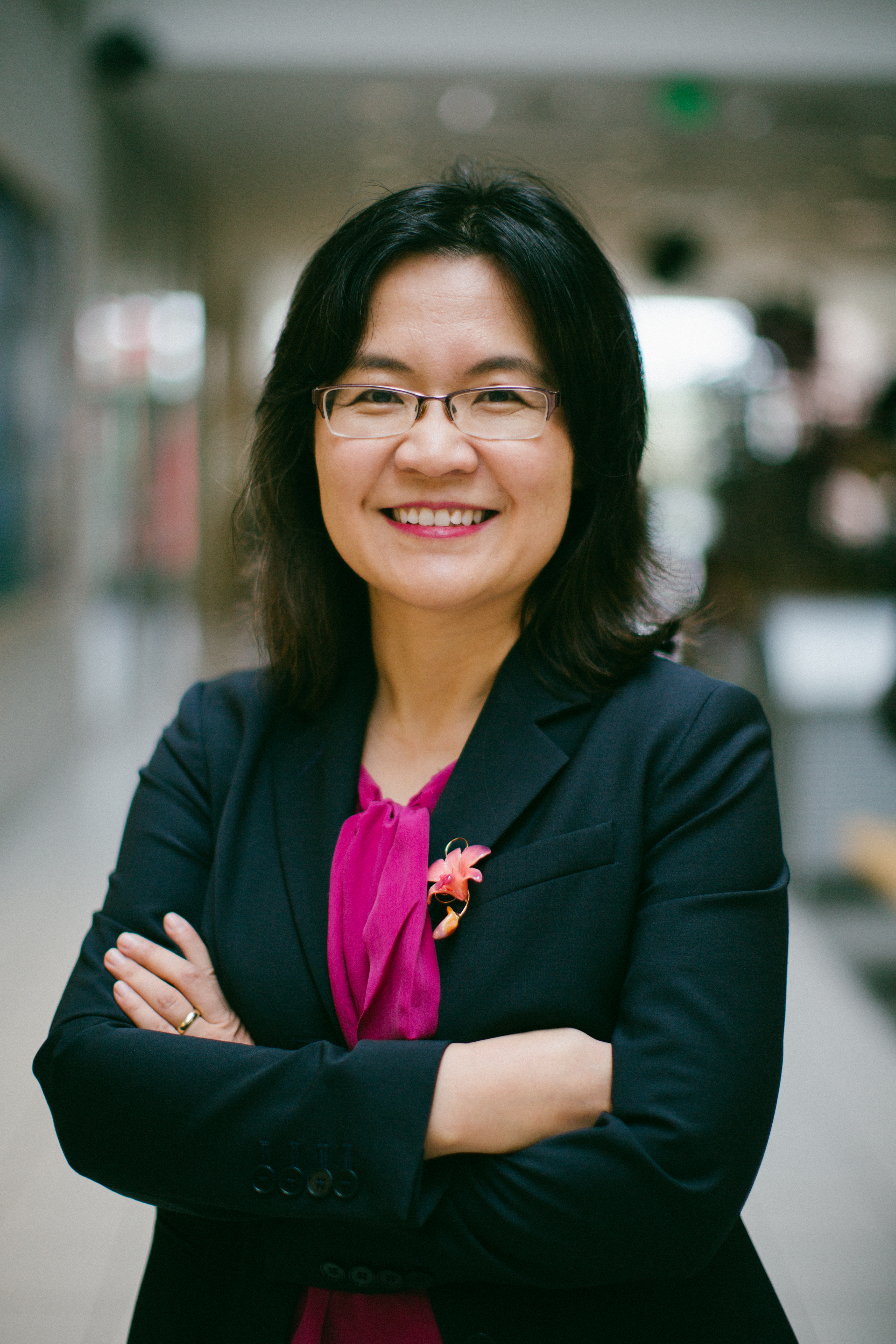 Yue Qi is associate dean for inclusion and diversity.