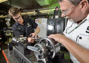 Msu Engineering Student Builds Steam Engine College Of
