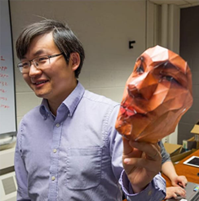 Xiaoming Liu directs MSU's Computer Vision Lab.