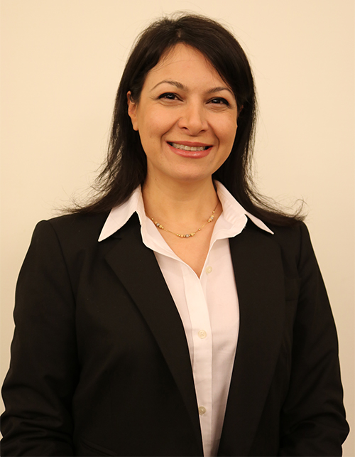 Bahar Aliakbarian is the first AGE Fellow from the Axia Institute of Broad College of Business.