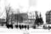 Photo of Engineering Building and Mechanical Building destroyed by fire in 1916