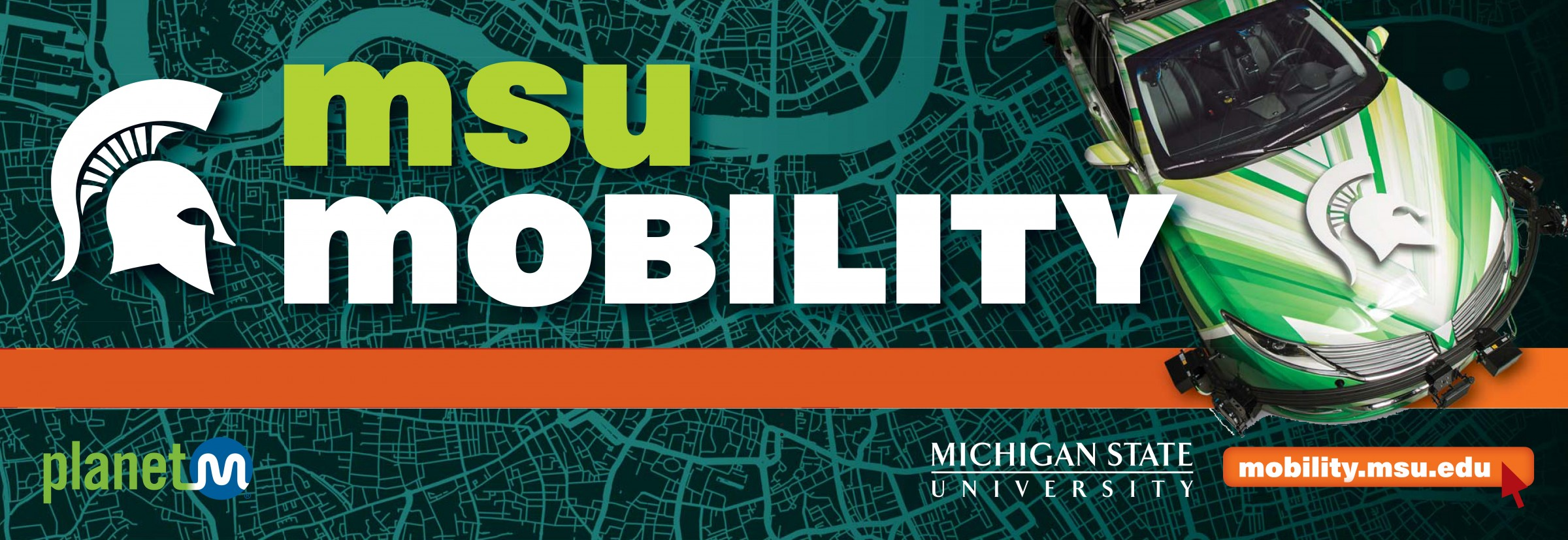 MSU will offer new mobility solutions during AutoMobili-D at Detroit's Cobo Center, Jan. 14-17.