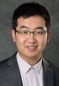 Mi Zhang's research focuses on intelligent sensor systems.
