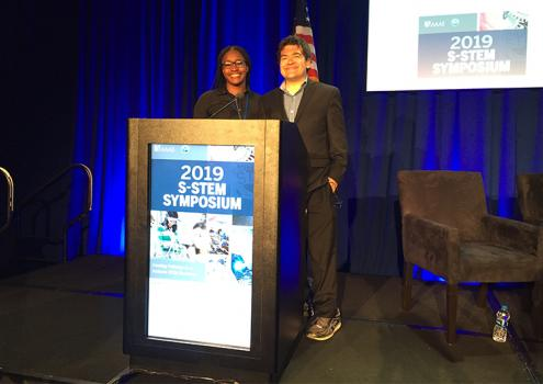 MSU SEE Scholars help build STEM community during national conference.