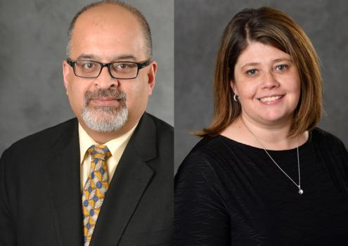 Neeraj Buch to chair civil and environmental engineering (CEE); Amanda Idema named head of undergraduate studies (UGS).