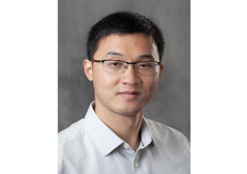 NSF CAREER Award will help Tony Gao advance the emerging field of active fluids. The fluid mechanics researcher is an assistant professor of mechanical engineering and computational mathematics, science and engineering.