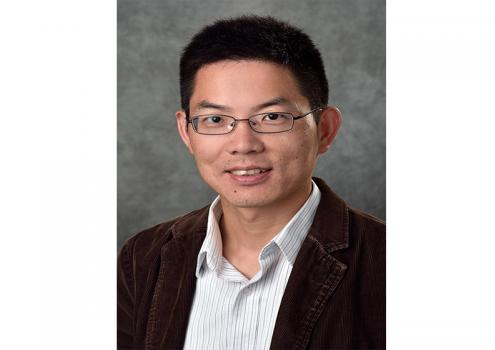 Xiaobo Tan has been named the Richard M. Hong Endowed Chair in Electrical Engineering at MSU.