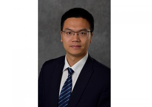 Zhaojian Li will advance cloud-based vehicle control, sensing and privacy in connected vehicles, thanks to NSF.