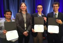 MSU's IEEE Antennas and Propagation Symposium Student Design team wins top worldwide honors at AP-S in Boston.