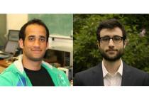 Osama Ennasr and Dylan Molho have been awarded a highly selective scholarship under the Science, Mathematics, and Research for Transformation Scholarship-for-Service Program (SMART).