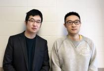 Engineers Mi Zhang and Biyi Fang from MSU developed and patented a technology that – unlike prior translator mechanisms – is non-invasive and as portable as a tube of Chapstick.