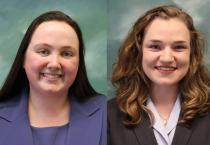 MSU nominates Montgomery Smith and Rachelle Crow for the nationally competitive Udall Scholarship.