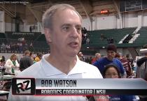 Bob Watson, VEX Robotics Coordinator, was among the Spartan Engineers featured in media stories in February 2019.